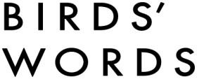 birds-words_logo